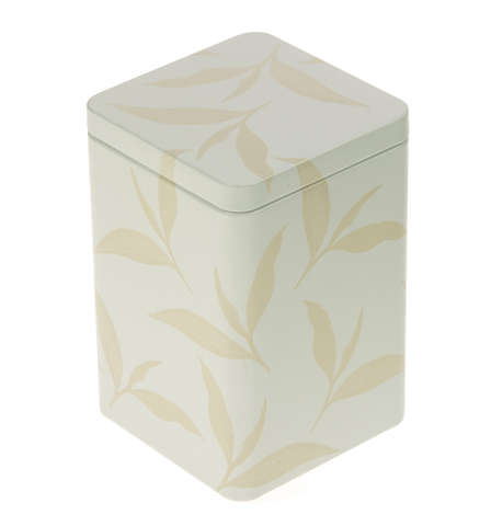Tea Metal Box : Boxes