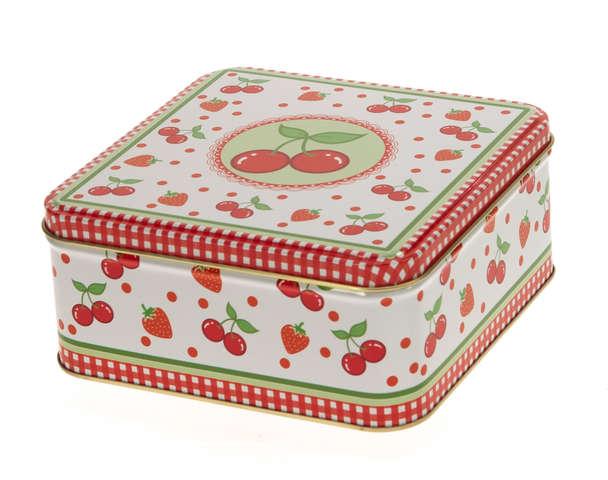 """""""Cherry"""" Metal box : Boxes"""