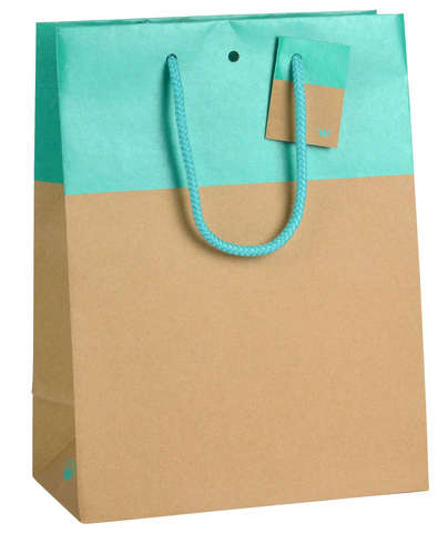 Sac Bicolore Chic LAGOON : Bags