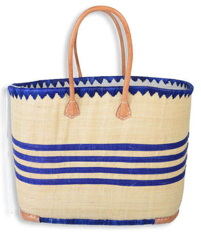 Cabas de courses en raphia : Bags