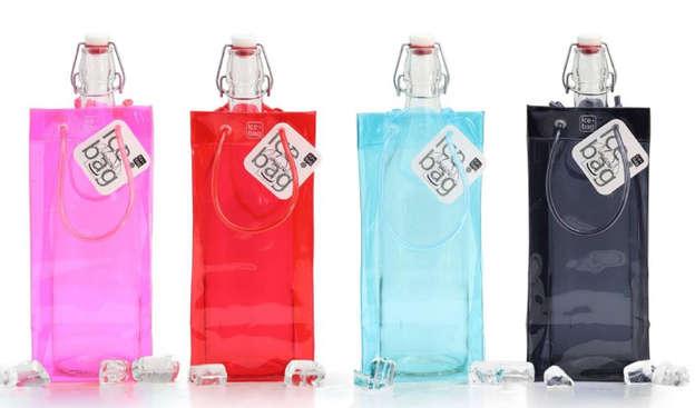Icebag PRO Colored : Bottles packaging
