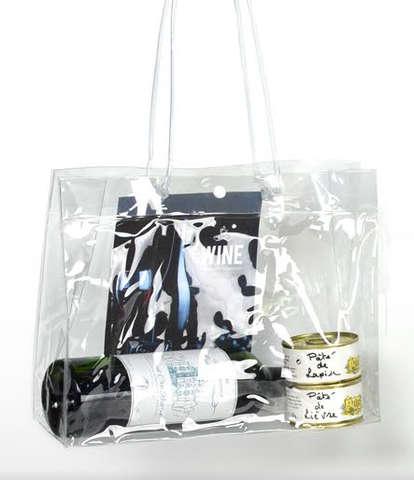 Sac transline rectangulaire : Bottles packaging