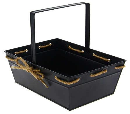 Panier métal CARACTÈRE  : Trays, baskets