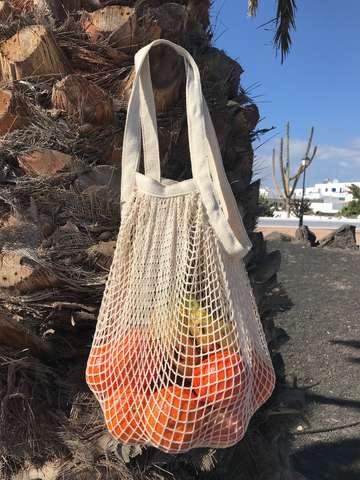 Sac filet coton : Bags