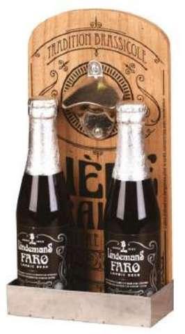 Porte bouteille bière + décapsuleur : Bottles packaging