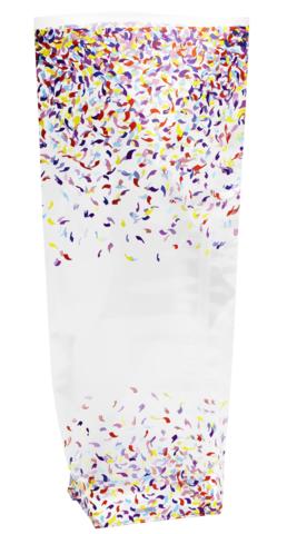 100 Indispensacs Confettis : Small bags