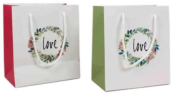 """Sac kraft """"Love"""" : Bags"""