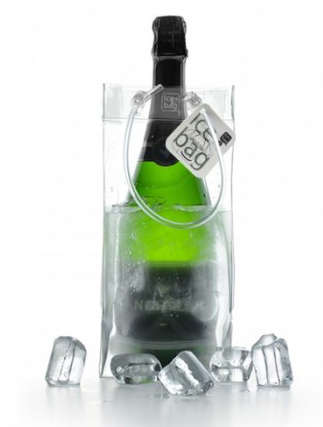 Ice bag 1 bottle : Bottles packaging