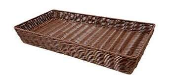 Corbeille Oblong  : Trays, baskets