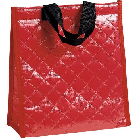 Sac isotherme rectangle rouge  : Bags