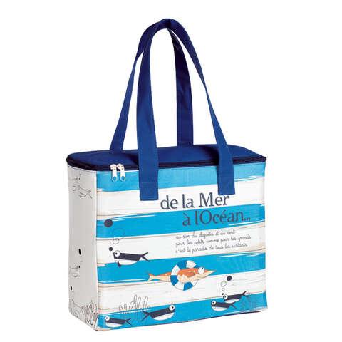 """Sac isotherme """"De la mer à l'Océan"""" : Bags"""