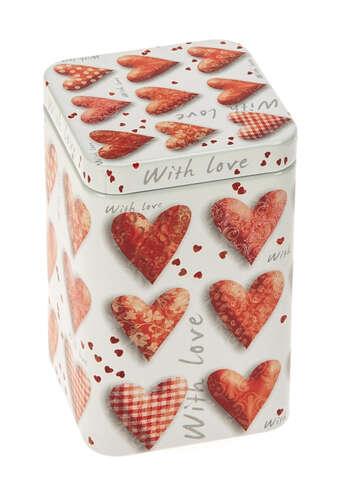 """Boite métal à thé """"LOVE"""" : Boxes"""