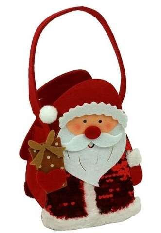 Sac feutrine Père Noël  : Celebrations