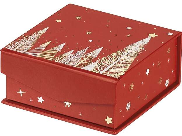 Coffret carton carré chocolats : Boxes