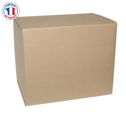 Shipment Carton box 12 beer bottles 33cl : Boxes