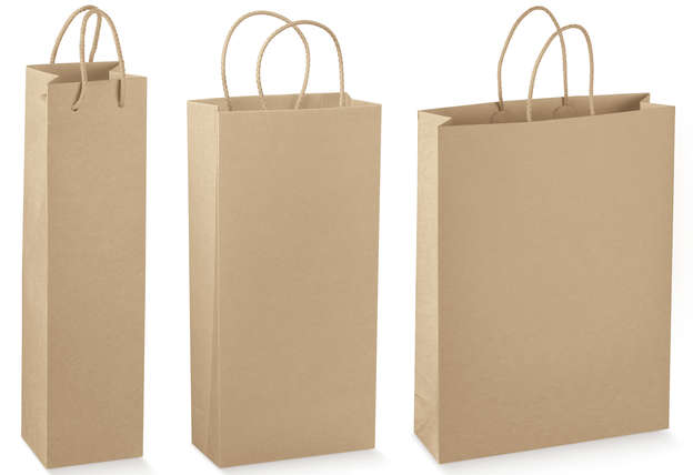 AVANA Kraft Bag Collection 1, 2, 3 bottles : Bottles packaging and local products