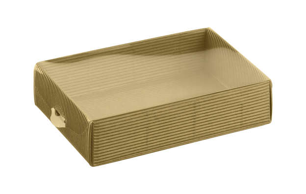 Corbeille + Couvercle transparent amovible : Trays, baskets