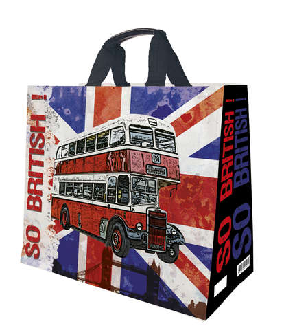 """Polypro Bags 33L """"So British"""" : Bags"""