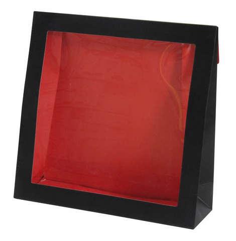 Pochette carton avec fenêtre transparente : Small bags