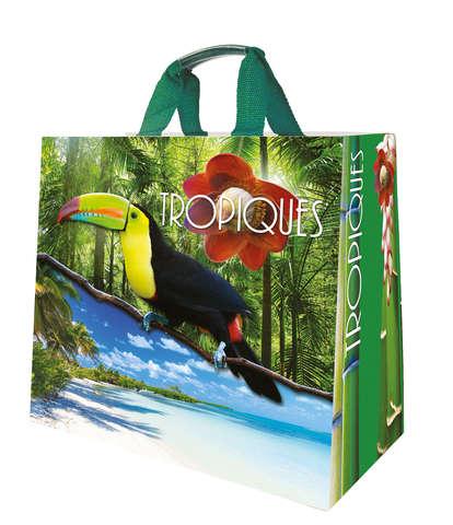 "Cabas Polypro 30L "" Tropiques "" : Bags"
